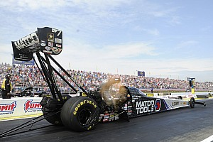 Brown, Pedregon, Anderson, Ellis top NHRA qualifying