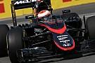 McLaren confirms new engine parts for Button