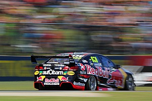 V8 Supercars Breaking news Lowndes focussed on second-half fightback