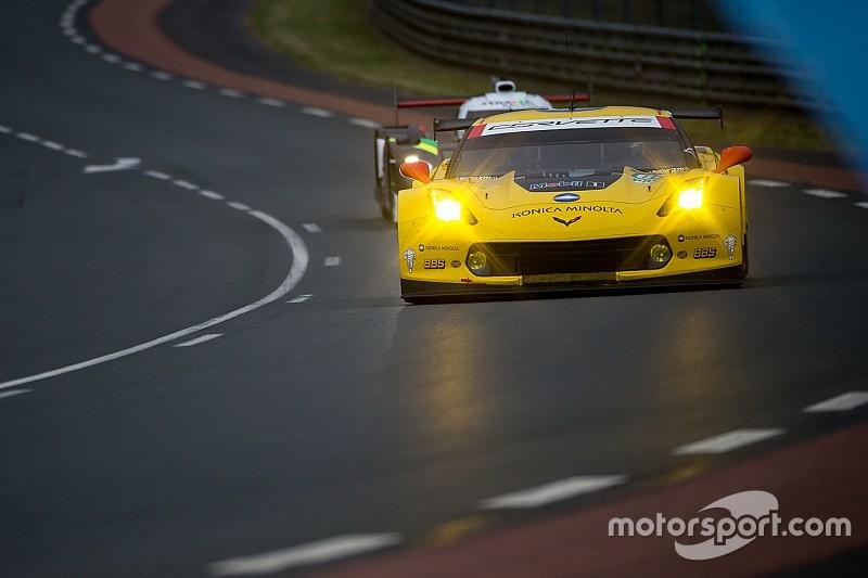 Fuerte accidente de Magnussen en Le Mans – video