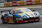 Ferrari comeback in last qualifying session