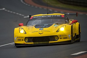 Corvette Racing at Le Mans: Six-Hour Update
