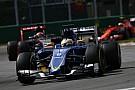 Sauber estuvo satisfecho con la sesión del viernes