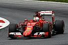 Vettel lidera la práctica 3 y Alonso tiene más problemas
