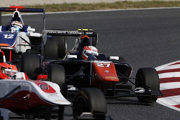 GP3 Austria: Ghiotto claims maiden win