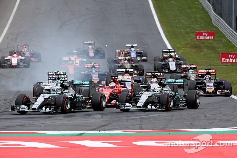 Hamilton: I lost the race at the start