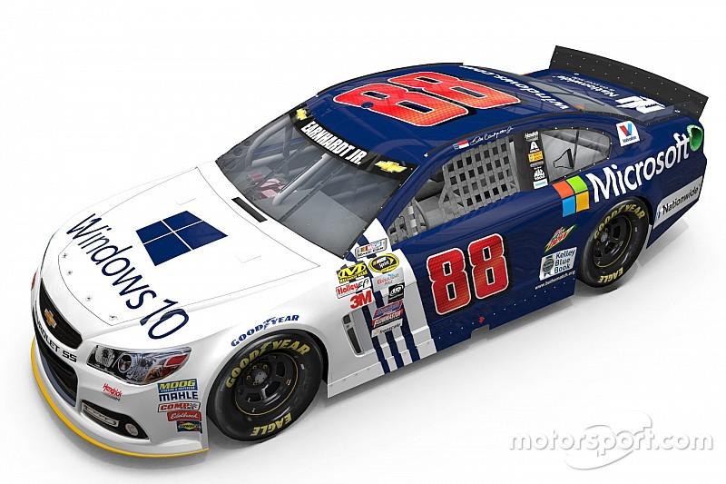 Microsoft helping NASCAR, Hendrick get up to speed