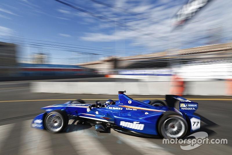 Salvador Durán apunta a una segunda temporada en Fórmula E