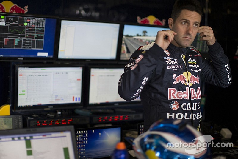 """Whincup: It's a """"long way back"""" into title fight"""