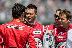 Blancpain Endurance Breaking news Lotterer, Fassler to race in Spa 24 Hours