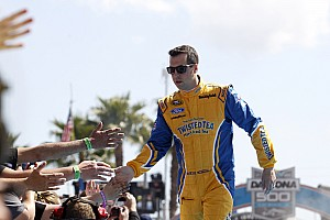 Hornish is hoping for a solid finish at Sonoma