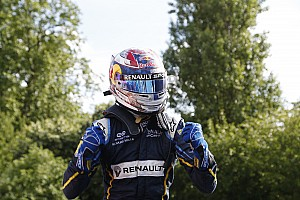 London ePrix: Buemi win sets up three-way title showdown