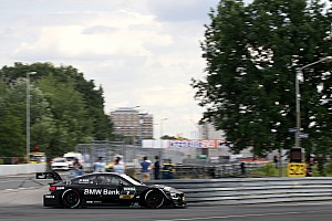 DTM Qualifying report Spengler surprises Mercedes to take Norisring pole