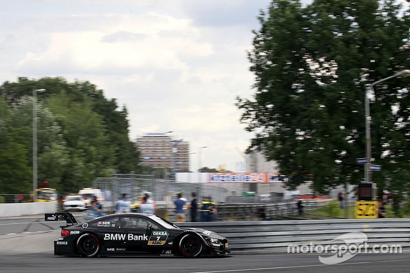 Spengler surprises Mercedes to take Norisring pole