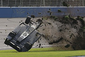 IndyCar Fontana: Should we be outraged or amazed?
