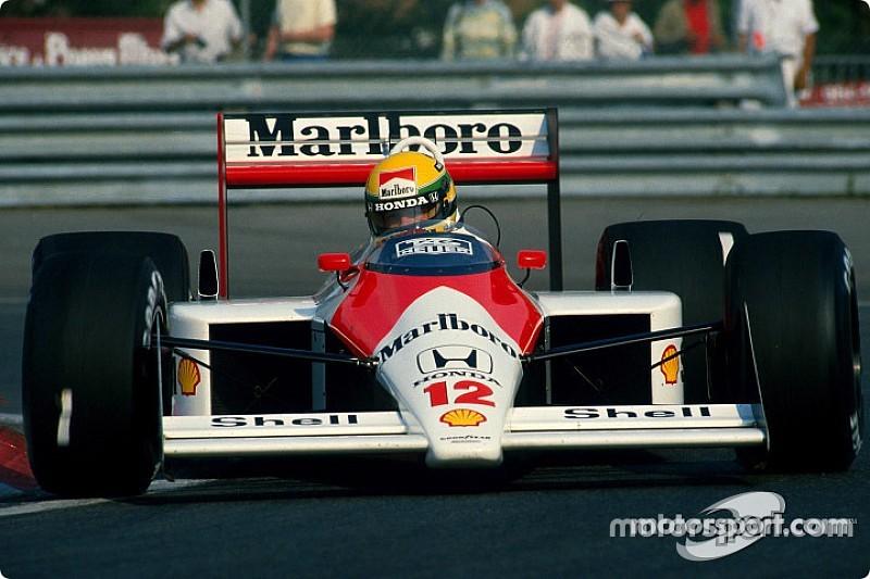 Em pesquisa global organizada por pilotos, Senna é eleito maior da história