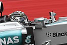 Mercedeses es reprendido por el incidente con Rosberg