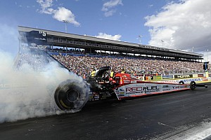 Hagan, Massey, Gray and Arana Jr. take qualifying leads at NHRA Nationals in Norwalk