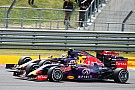 Red Bull enjoy the 6th place of Kvyat at Silverstone