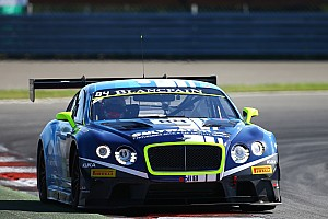 Blancpain Sprint Race report Bentley team HTP wins in Moscow