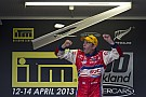 Bright: Jason Richards Trophy my best win