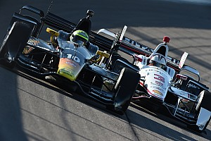 IndyCar Qualifying report All-Brazilian front row at Iowa