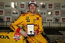 Ryan Hunter-Reay, triunfador en Iowa