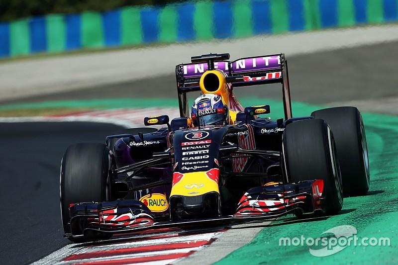 Ricciardo cree que Red Bull puede ser el segundo mejor en Hungría