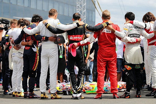 "Pre-race Bianchi tribute caused Kvyat ""problems"", says Horner"
