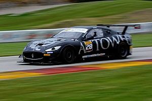 Trofeo Maserati Ultime notizie Freddie Hunt nel Trofeo Maserati in Virginia