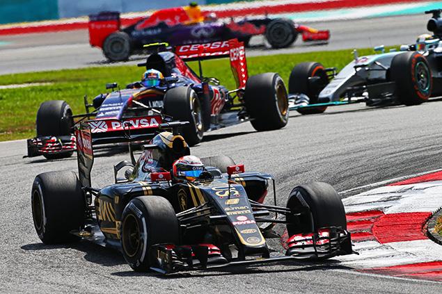 فوز فيراري في سباق ماليزيا يبعث روح التفاؤل في فريق لوتس