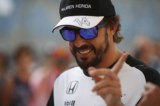 هاميلتون: ألونسو واحد من أفضل السائقين الذين عرفتهم الفورمولا واحد