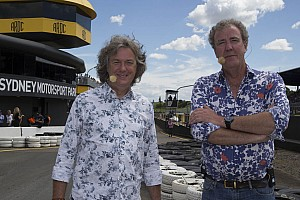Automotive Breaking news Top Gear trio join Amazon for new car show