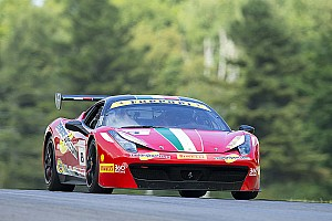 Ferrari Race report Ferrari of Fort Lauderdale charges towards a championship