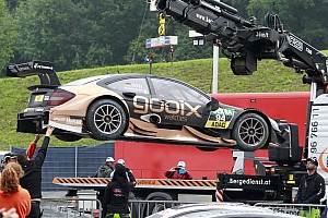 "DTM Breaking news Audi could face further penalty for ""push him out"" instruction"