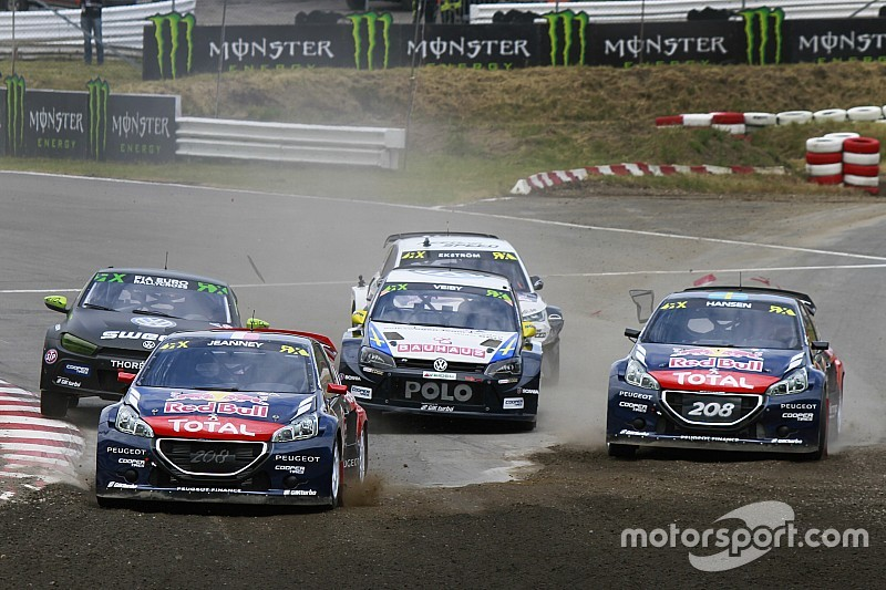 Host of motorsport stars join World RX for Canadian street race