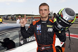 BTCC Breaking news Turkington unconcerned by success ballast threat