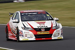 BTCC Breaking news Neal confident that 2015 will be