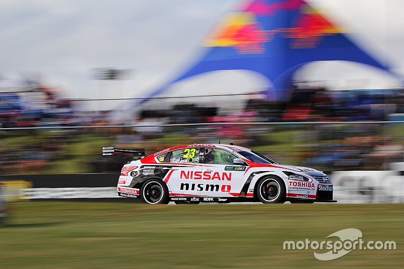 "Nissan ""confident"" about V8 future"