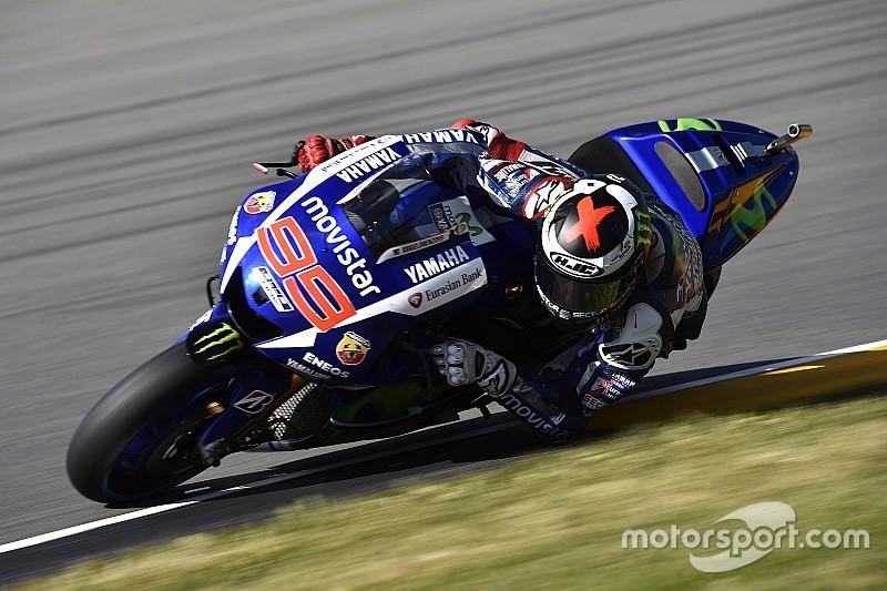 Impecável, Lorenzo garante pole em Brno
