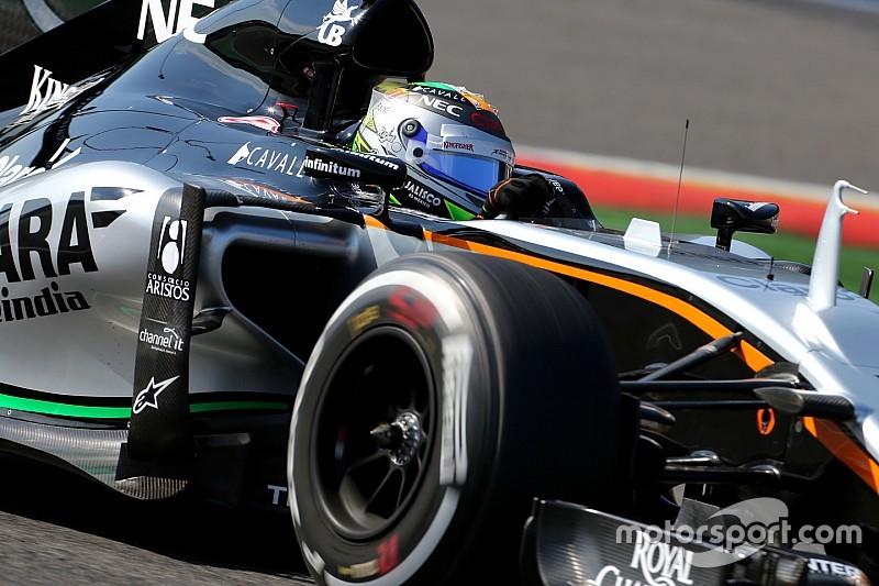 Largando de quarto no grid, Sergio Pérez não descarta pódio