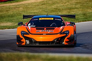 Withdrawn from Miller Motorsport Park: K-PAX Racing with Flying Lizard Motorsports