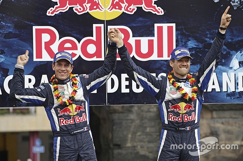Rally Germany, Day 3: Ogier closes on title with victory