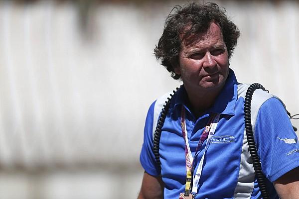 F2 Breaking news Trevor Carlin backs FIA's Formula 2 project