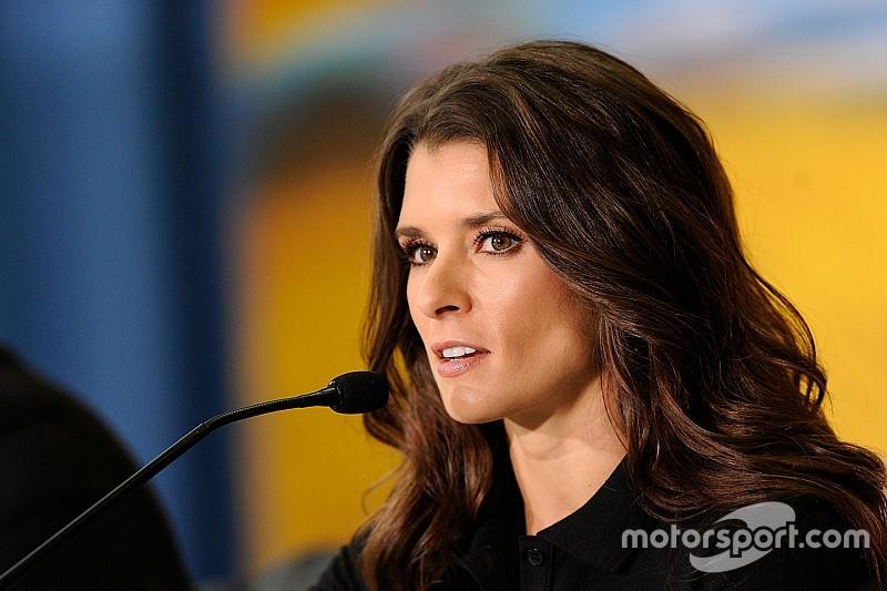 Danica ignora críticas y dice que la F1 es