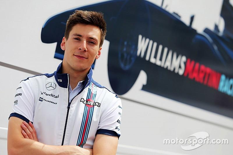 Para Alex Lynn, el  objetivo de la F1 se dará en 2017