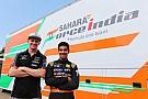 فورمولا رينو داروفالا يتطلع لمقعد في الفورمولا 1 مع فورس إنديا