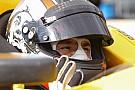 أوريول سيرفيا يسابق على متن السيارة رقم 25 تخليداً لذكرى الراحل جاستن ويلسون