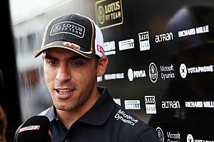 Мальдонадо: Сделку Renault и Lotus могу лишь приветствовать
