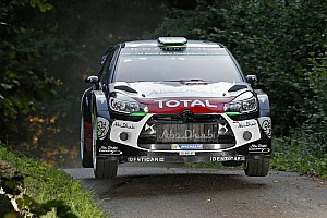 WRC Preview The Pacific awaits the DS 3 WRCS